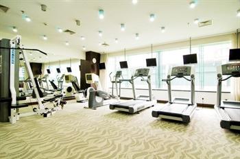 上海通茂大酒店健身房