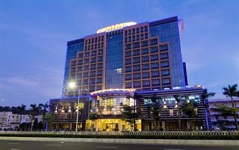 深圳怡景湾大酒店酒店外观图片
