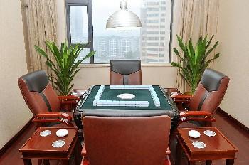 武汉纽宾凯九龙国际酒店(武昌火车站店)棋牌室