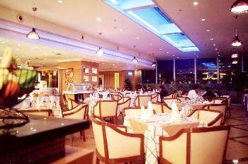 厦门航空金雁娱乐场西餐厅