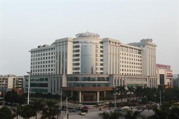 南宁荣荣大酒店外观图片