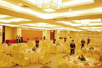 陕西高速神州酒店宴会厅
