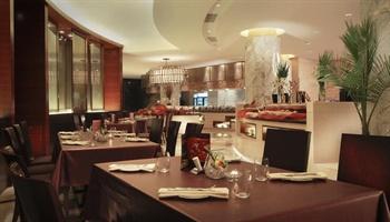 上海财大豪生大酒店咖啡厅