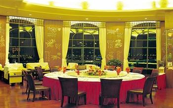 广州新珠江大酒店珠江上府餐厅