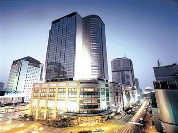 重庆解放碑凯悦酒店酒店外观图片