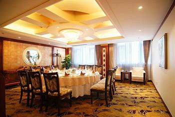 上海锦荣国际大酒店餐厅包房