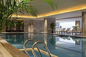 北京富力万达嘉华酒店游泳池