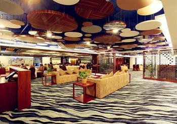 深圳大梅沙芭堤雅酒店中餐大厅