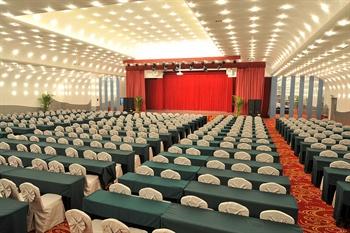 北京亚奥国际酒店阳光厅
