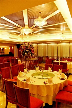 上海光大会展中心国际大酒店光明厅上海菜