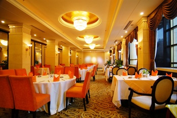 上海锦荣国际大酒店西餐厅