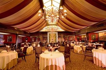 北京建国饭店杰斯汀法餐厅