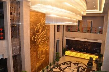 武汉九龙国际大酒店大堂