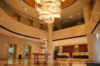 宁波东港波特曼大酒店大堂