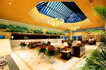 西安建国饭店饭店大堂