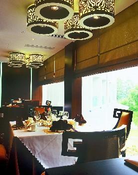 武汉东湖宾馆青岛湖零点餐厅
