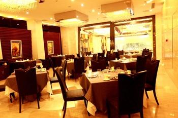 武汉纽宾凯金银湖国际酒店餐厅