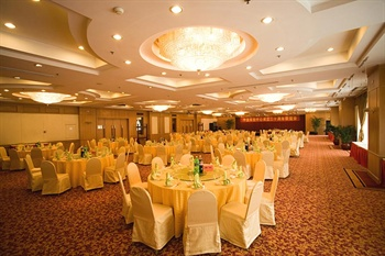 北京锦江富园大酒店宴会厅