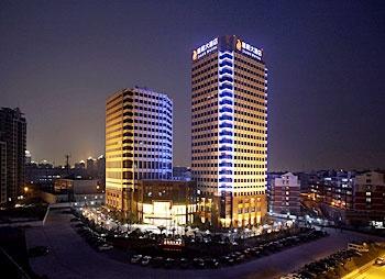 宁波嘉和大酒店酒店外观图片