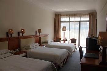 广州华南理工大学西湖苑宾馆标准三人房