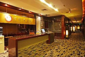 南宁圣展酒店餐厅包厢