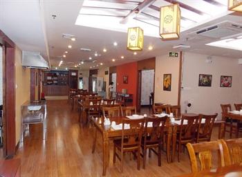 广州科学城华厦国际商务酒店韩国料理