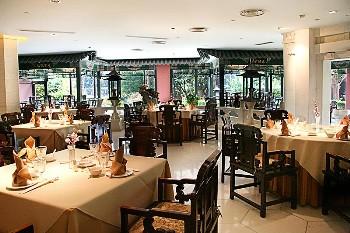 北京昆仑饭店锦园餐厅