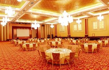 云霄云顶温泉大酒店国际宴会厅