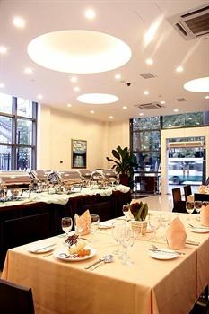 北京香江戴斯酒店餐厅
