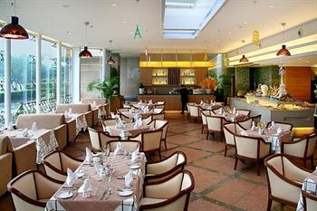 厦门航空金雁酒店左岸咖啡厅
