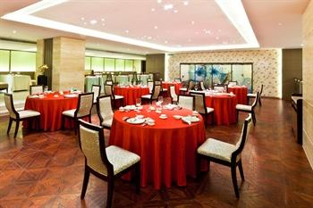 杭州白马湖建国饭店中餐厅