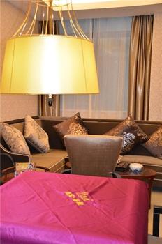 武汉九龙国际大酒店棋牌室