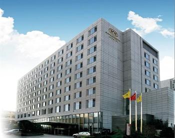 上海同济君禧大酒店酒店外观图片