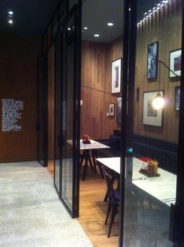 北京贝尔特酒店用餐区