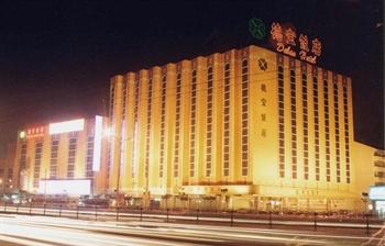 北京德宝饭店酒店外观图片
