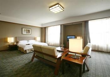 大连发现王国度假酒店西式豪华间