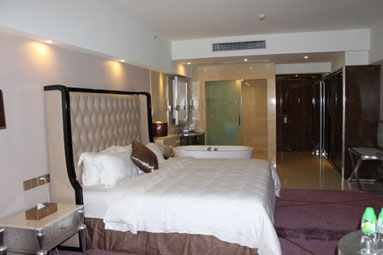 广州克莱顿酒店欧式豪华大床房