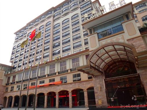 广州克莱顿酒店外观图片