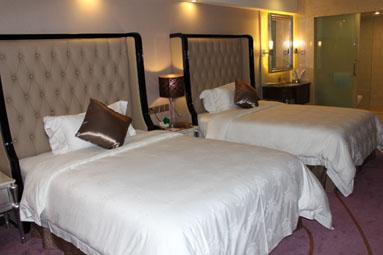 广州克莱顿酒店欧式豪华双人房