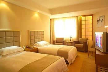 上海粤海酒店高级房(高级楼层)