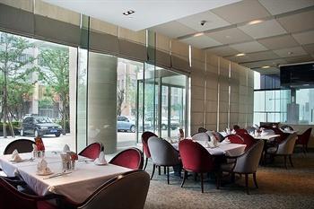 北京華濱國際大酒店紫軒咖啡廳