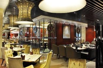北京湖南大厦西餐厅