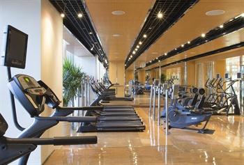 上海威斯汀大饭店健身中心