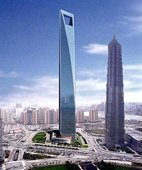 上海柏悦酒店酒店外观