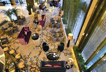 上海科雅国际大酒店大堂咖啡厅