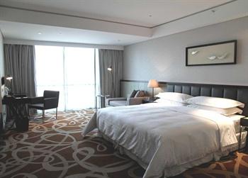 青岛西海岸隆和福朋喜来登酒店豪华海景客房