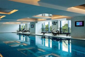 顺德金茂华美达广场酒店室内泳池