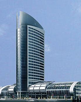 杭州百瑞运河大饭店酒店外观图片
