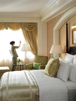 北京丽思卡尔顿酒店(华贸中心)套间