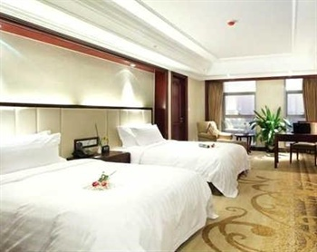 常熟世贸国际饭店至亲特色双床房